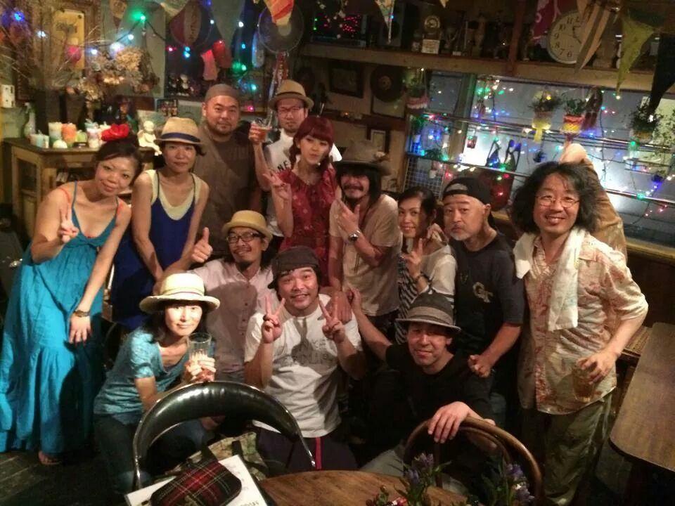 7/27(日)下北沢never never land★サンデーソングライターズ♪