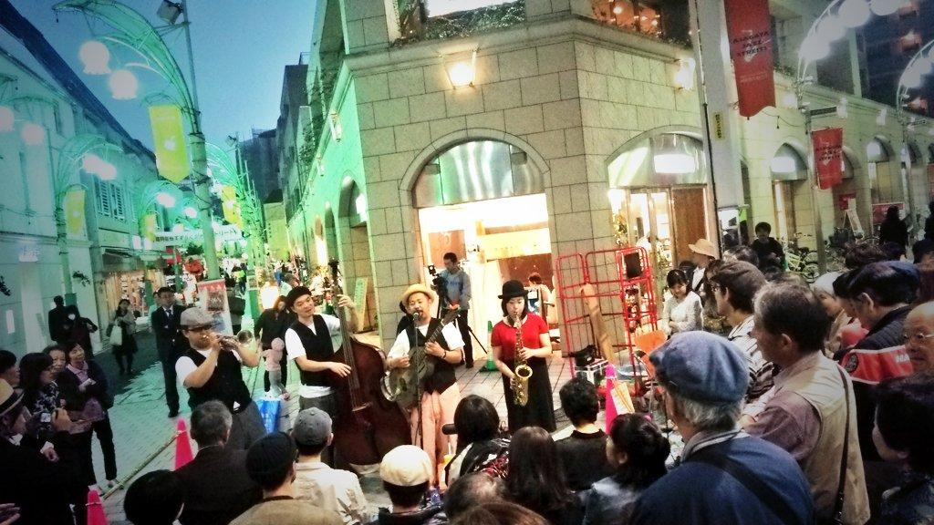 阿佐ヶ谷jazzストリートはじまりました!