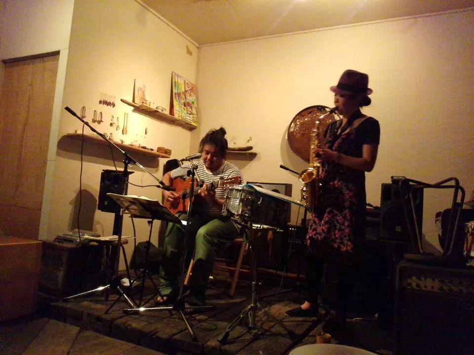 ちくわとなみこ福島バロウズ&茨城ハコカフェ ありがとうございました。