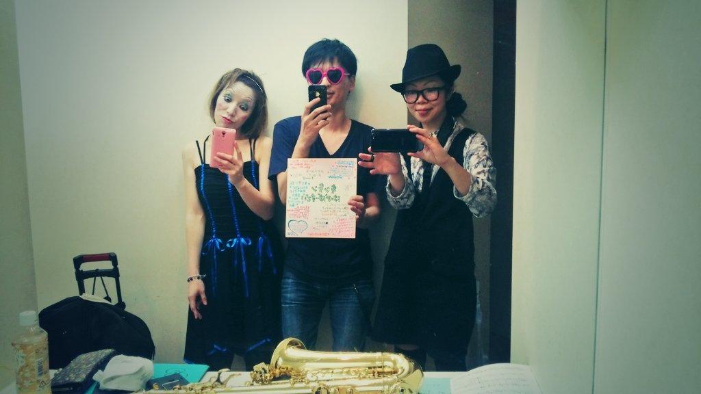 キンキンおめでとう千穂さん本気の★ピリ空銀座Miiya Cafe