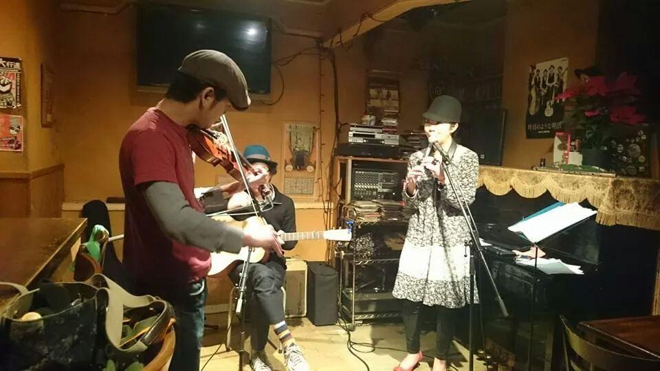 都市の民族音楽大忘年会ありがとうございました(о´∀`о)ノ