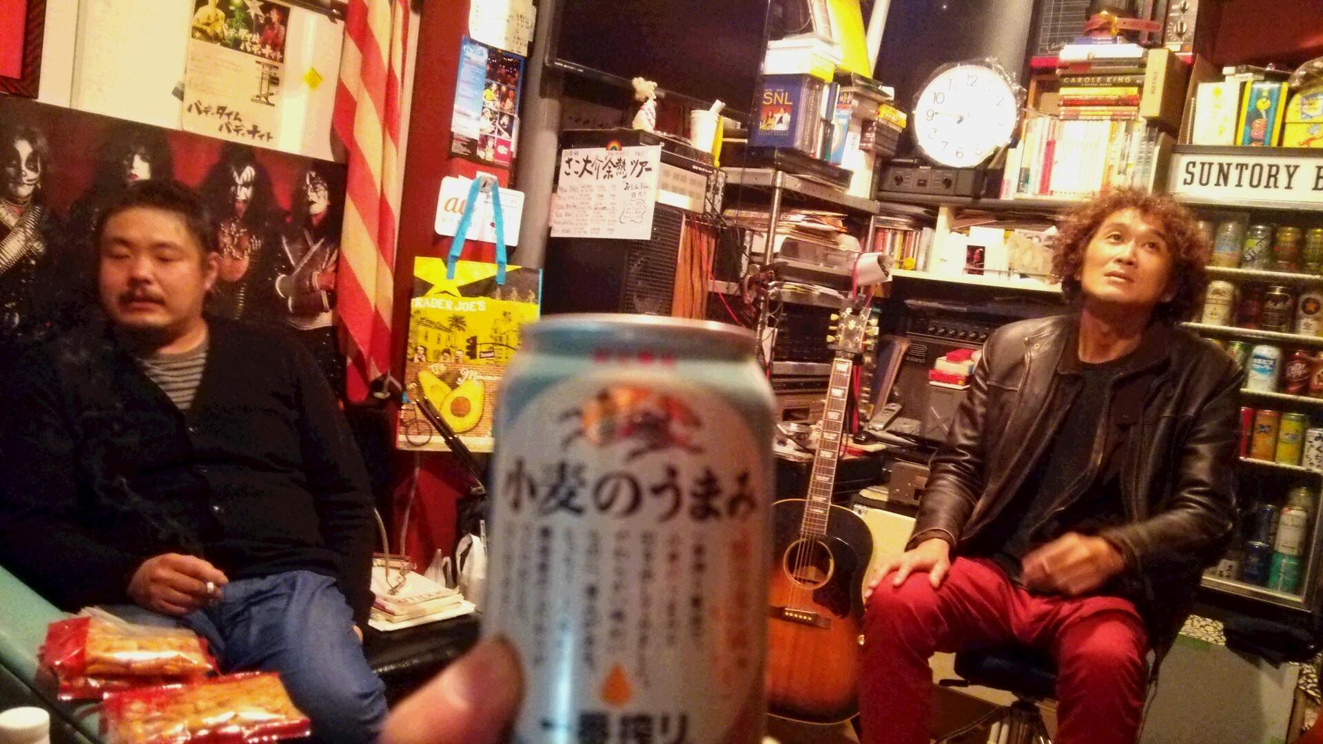 永坂壽さんのライブへ行くの巻♪