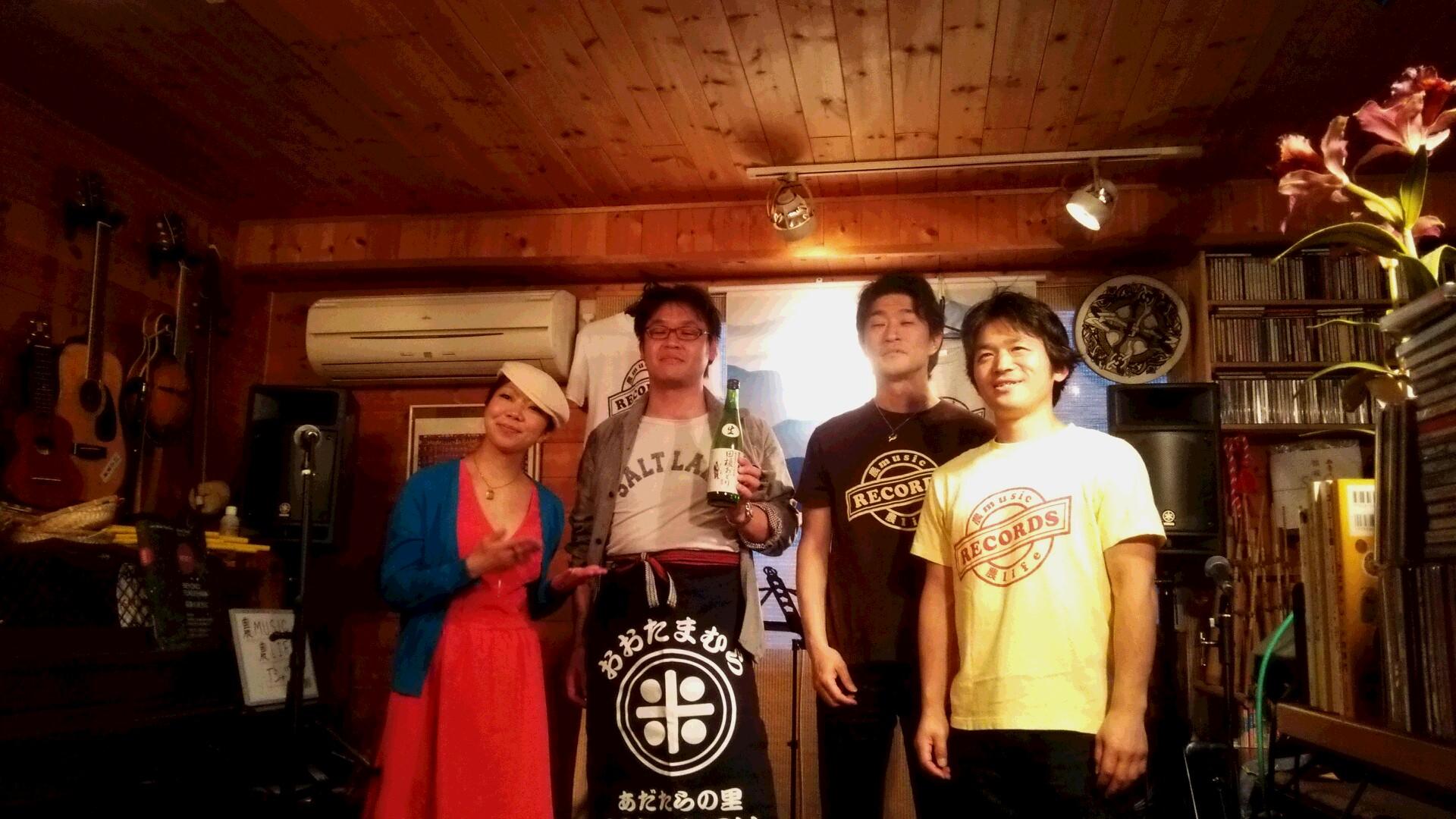 福島県大玉村【田植えおどり】完成記念ライブ終了!