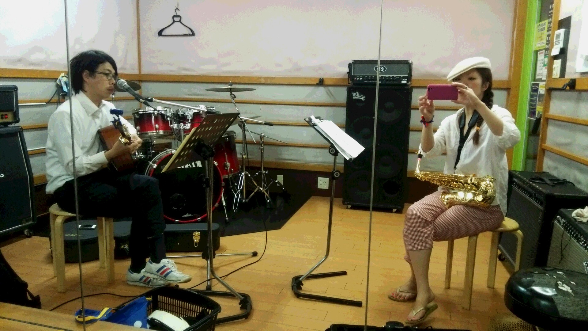 syunrai. 春雷ライブ★6/4(木)野毛ボーダーライン6/7(日)北浦和swing festival