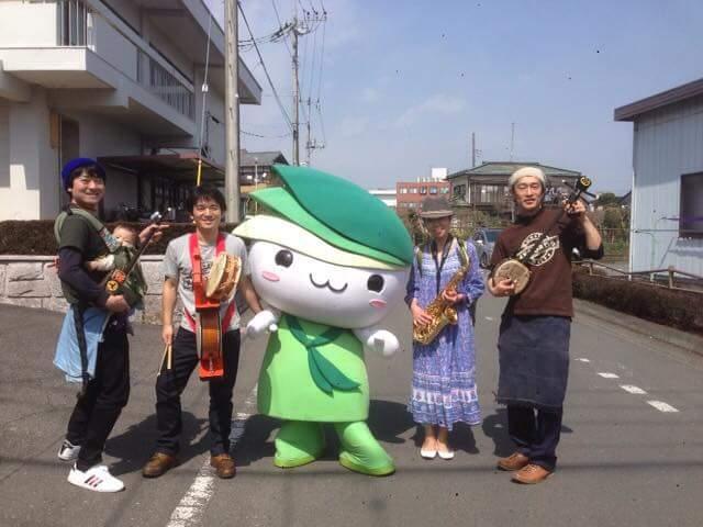5/30(土)水車小屋ふぇす★農music 農liferecords with 広瀬波子