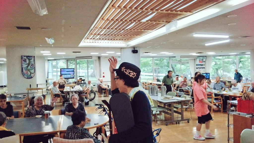 8/21(金)syunrai.春雷★厚別デイ・グリューネンへ行く