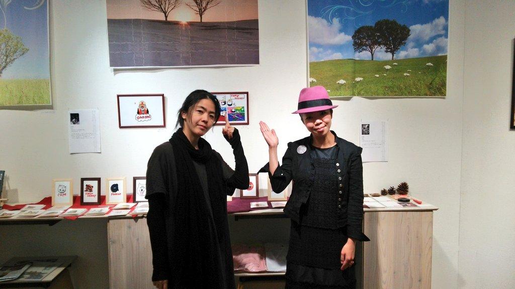貝沢太一さんの展示を観に京橋ギャラリーモーツァルトへ!