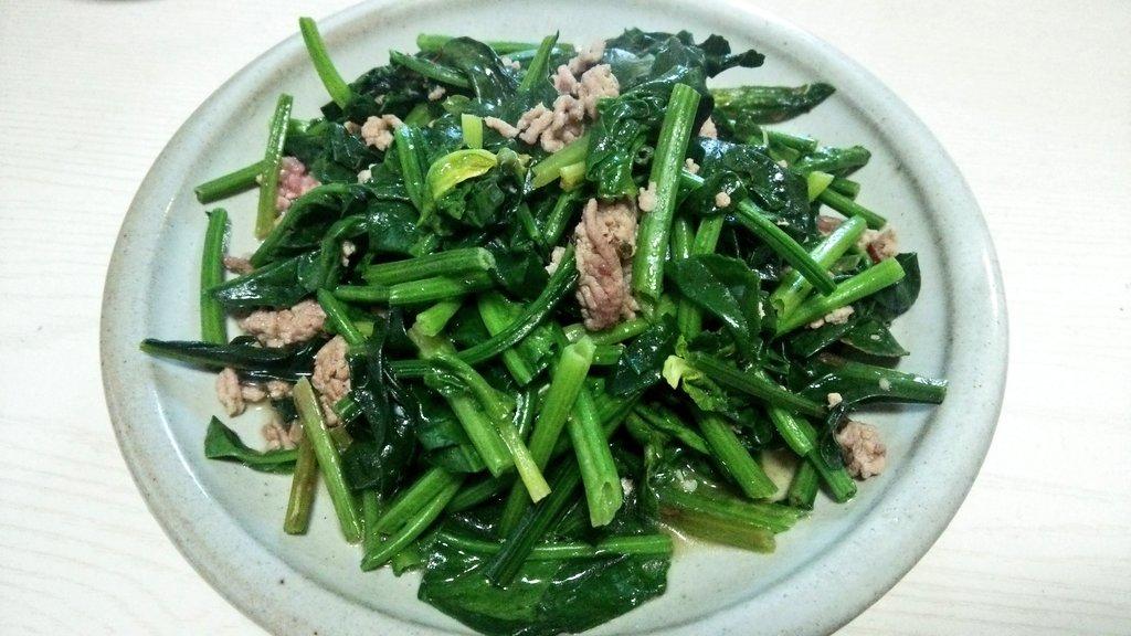 チンドン太鼓の古山さんの作った美味しい野菜