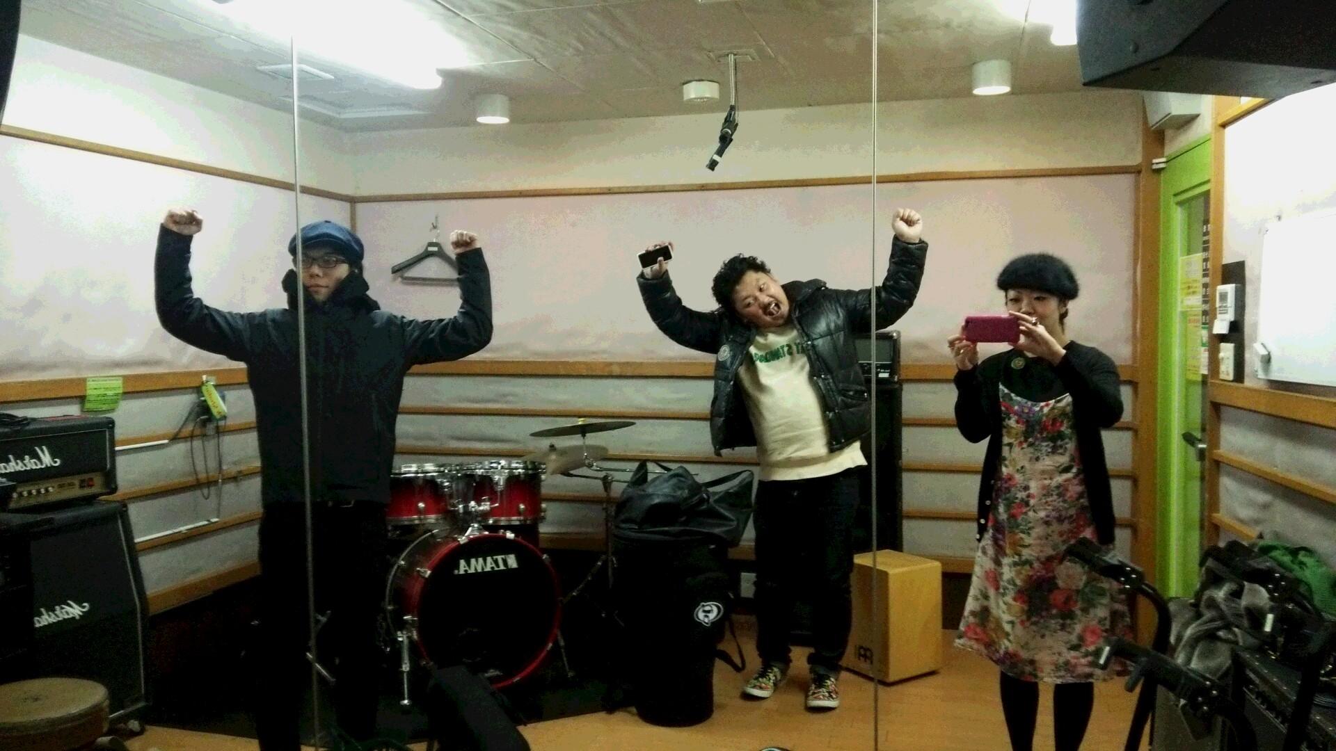 syunrai.春雷+千田岩城★リハーサル&ウルフルズライブ