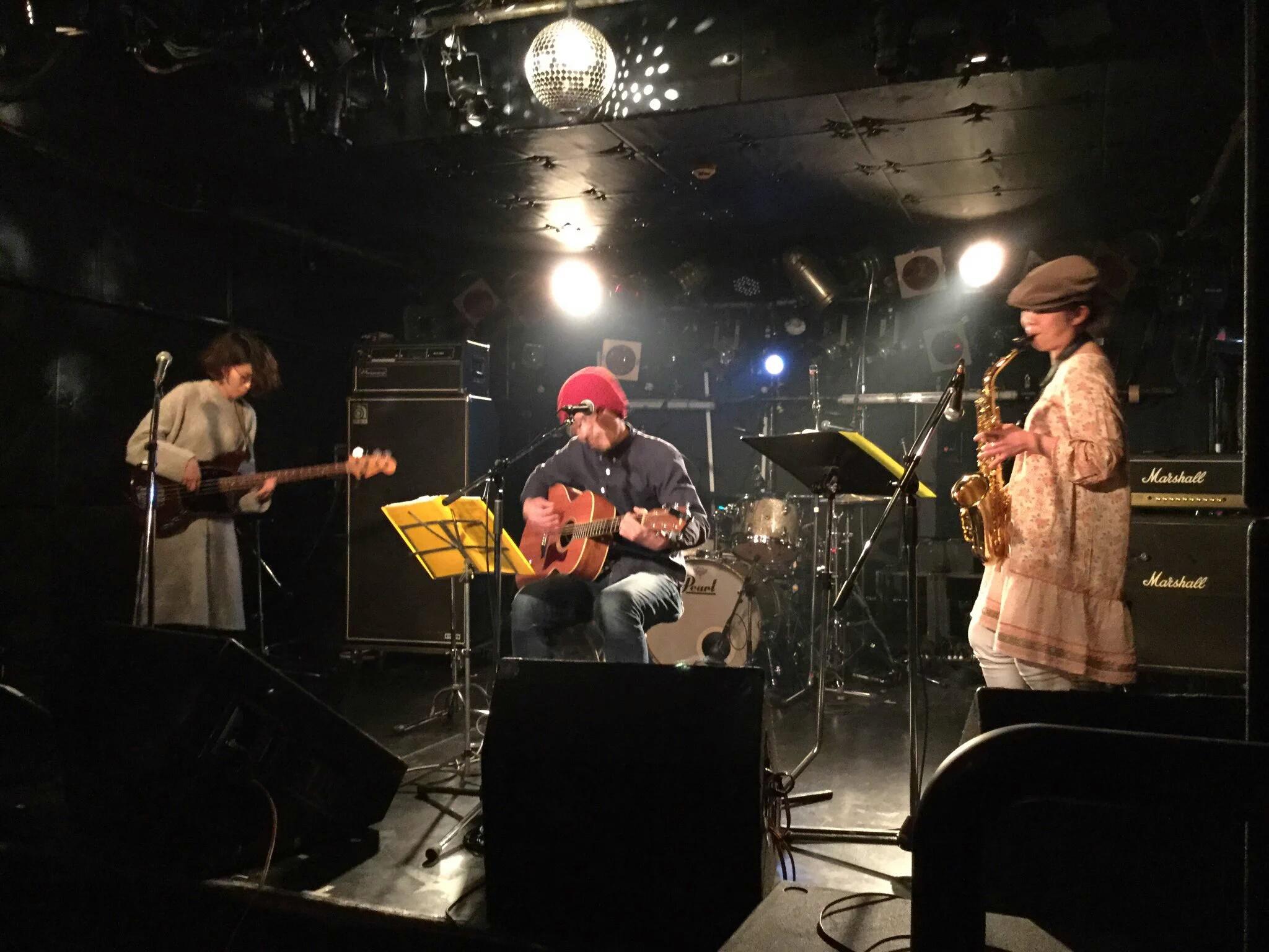 2/26(金)高円寺show boat★ドン珍否島Trippers ありがとうございました!