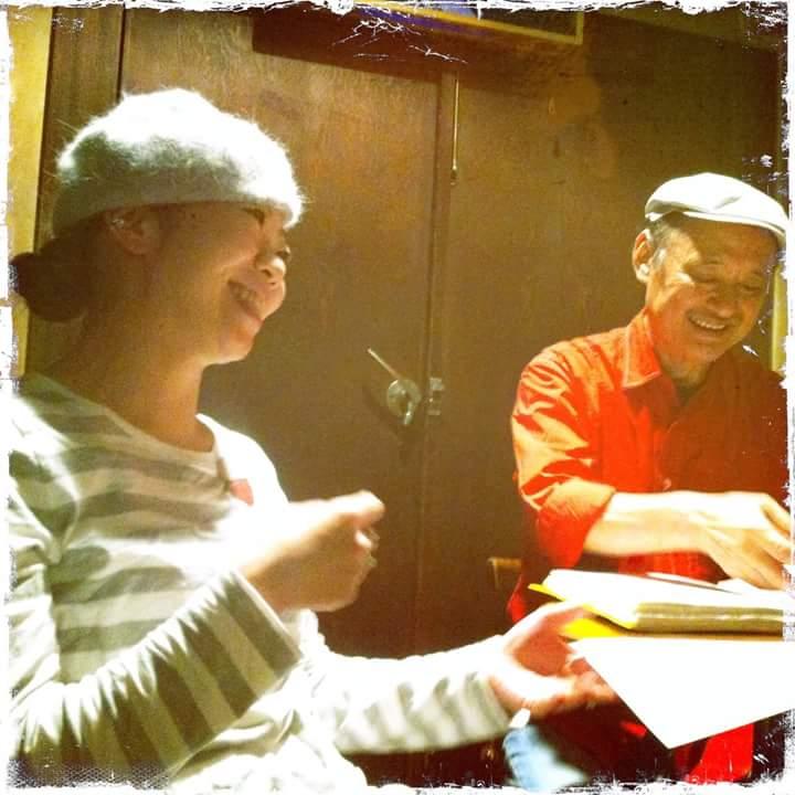 4/2(土)急きょ決まりました!佐藤GWAN博with広瀬波子★御茶ノ水 woodstock cafe