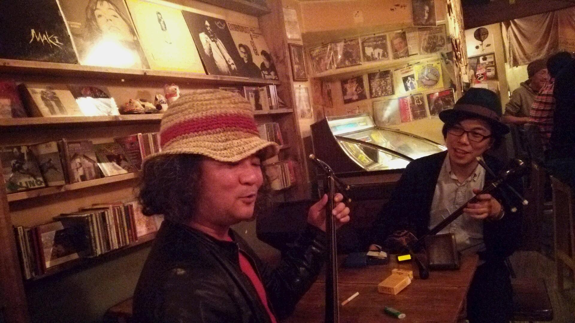 3/19(土)syunrai.春雷  野毛ボーダーラインライブでした!