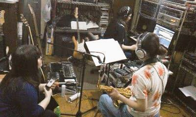 YAMATOさんのレコーディング★7曲参加させていただきました!