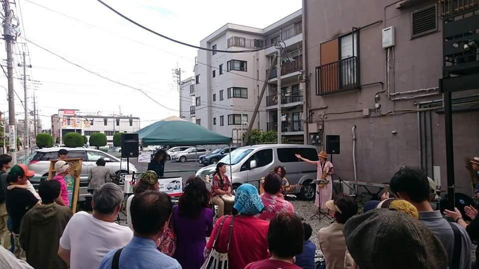6/5(日)北浦和swing festivalvol.11