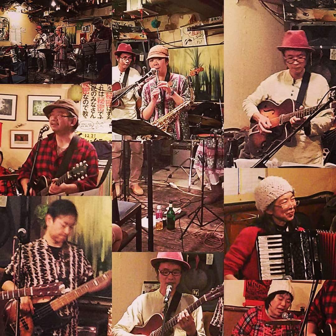 2/17(金)CHEAPCHEAPERSライブ★高円寺 稲生座
