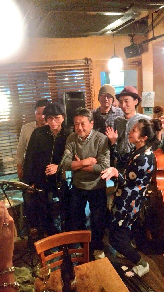 3/31(金)syunrai.春雷★野毛ボーダーラインありがとうございました!