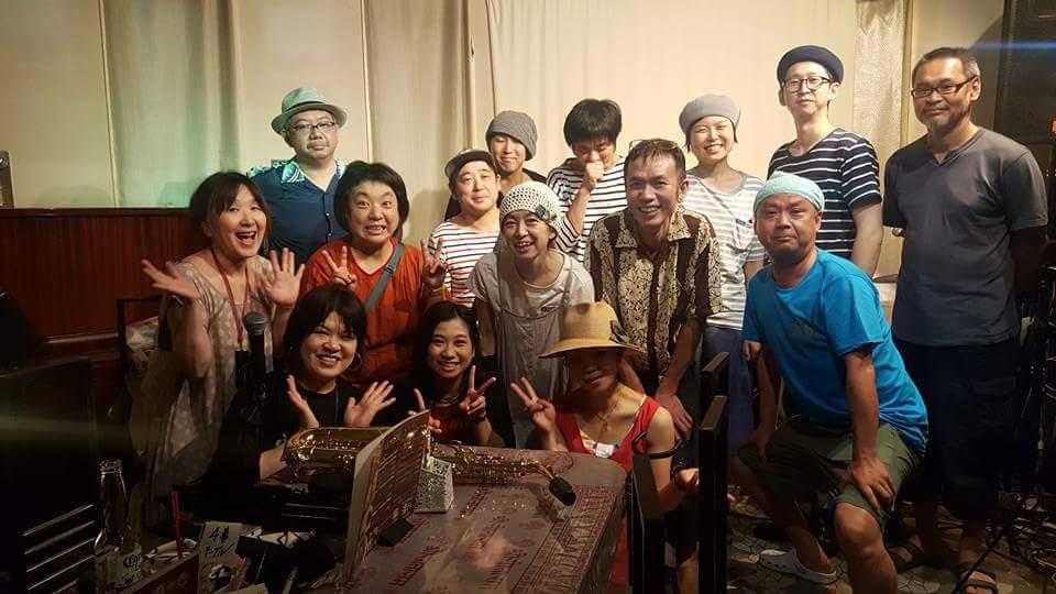 2017summer 8/11嵐山音や★CHEAPCHEAPERS